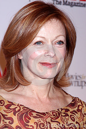 Frances Fisher Editorial Image