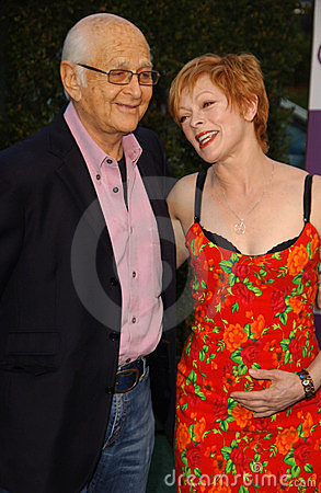 Frances Fisher, Norman Lear Editorial Photography