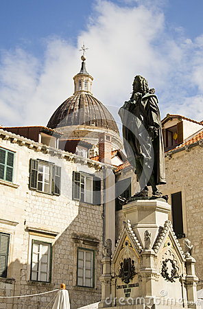 Francesco Giovanni Gondola Statue