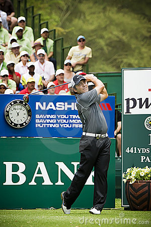 Francesco Molinari Editorial Stock Image