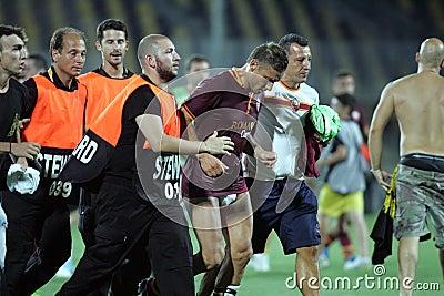 Francesco Totti Editorial Photo