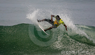 Francisco Bellorin  (VEN) in ASP World Qualifier Editorial Photography