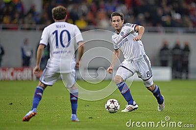 Frank Lampard Editorial Stock Image