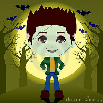 Frankenstein Boy