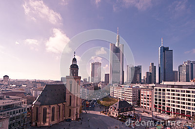 Frankfurt Editorial Image