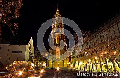 Frankfurt Cathedral Dom