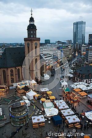 Frankfurt am Main Editorial Photo