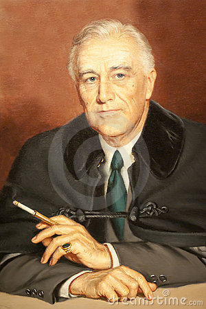 Free Franklin D. Roosevelt Stock Photography - 15784502