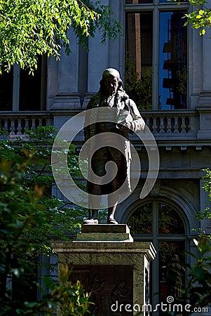 Franklin van Ben