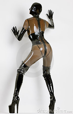sybain frauen in latex bilder