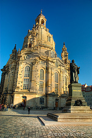 Frauenkirche at daytime
