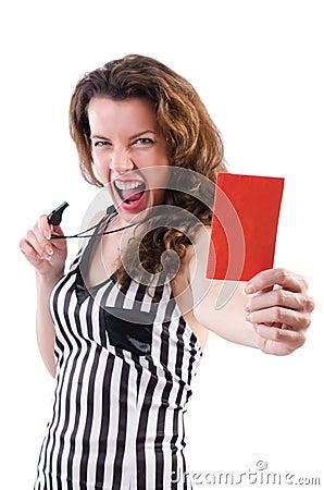 Frauenrichter getrennt