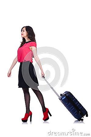 Förbereda sig för kvinna
