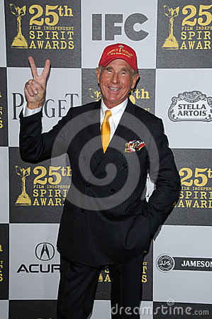 Frdric Prinz von Anhal at the 25th Film Independent Spirit Awards, Nokia Theatre L.A. Live, Los Angeles, CA. 03-06-10 Editorial Photo