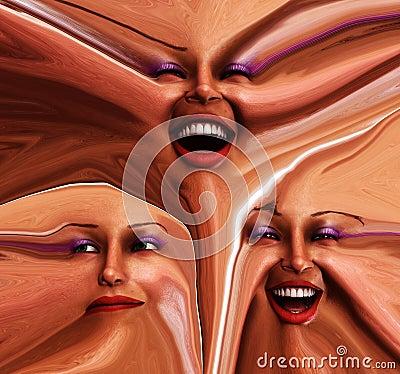 Freaky Female Emotions 2
