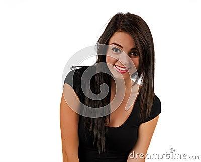 Freaky smile