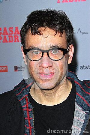 Fred Armisen Editorial Stock Photo