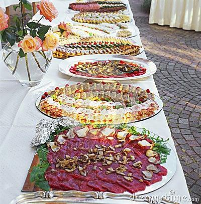 Freddo del buffet