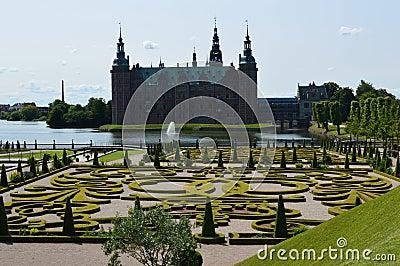 Frederiksborg Palace & Barok Garden