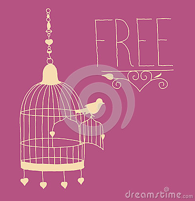 Free Free As A Bird Stock Images - 59147144