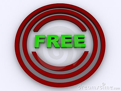 Free button