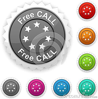 Free call award.