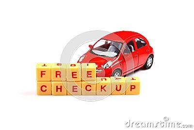 Free car checkup