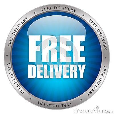 Free deliver icon