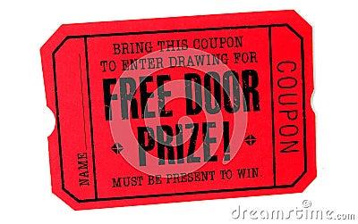 Free Door Prize