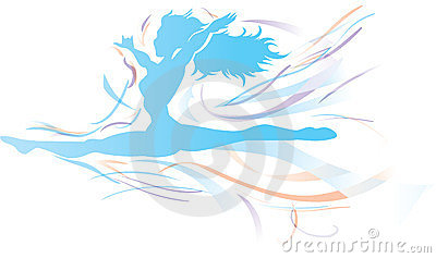 Free flowing Dancer Free flowing Dancer