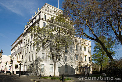 Free French Wartime Headquarters, London