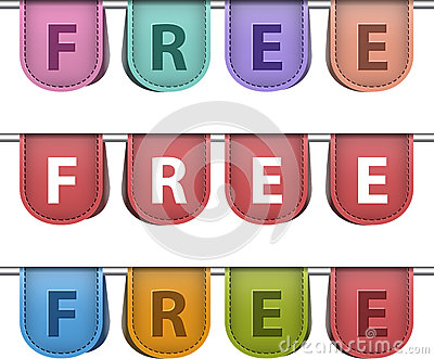 Free Icons Royalty Free Stock Image - Image: 30682996: dreamstime.com/royalty-free-stock-image-free-icons-commercial...