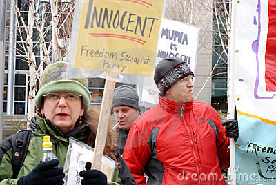 Free Mumia2 Editorial Stock Photo