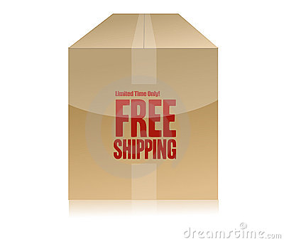 Free shipping limited time only