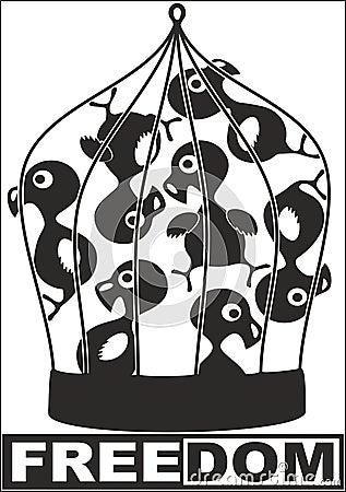Freedom - Birds