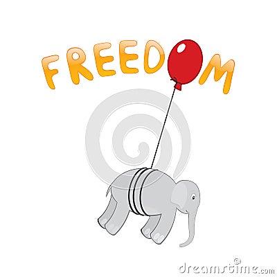 Freedom Elephant