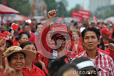 Freedom of Speech Rally Editorial Stock Image