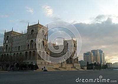 Freedom Square Baku