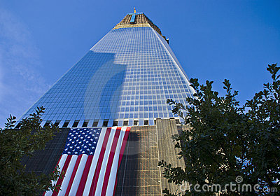 Freedom Tower Editorial Photography