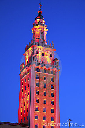 Freedom Tower in Miami