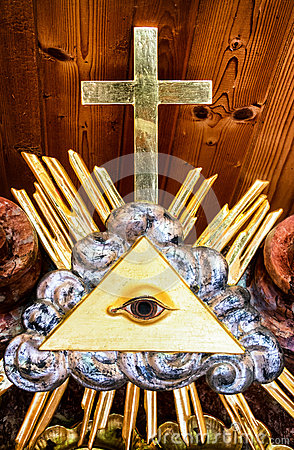 Free Freemason Symbol Royalty Free Stock Photos - 69504928