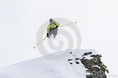Freeride su Kamchatka