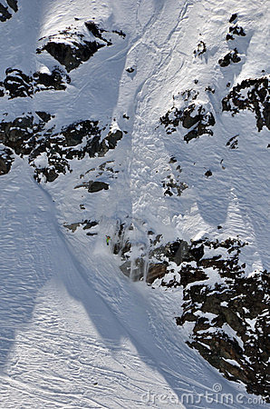 Freeride World Tour Final 2012 Editorial Photography
