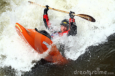 Freestyle Excitement Editorial Stock Image