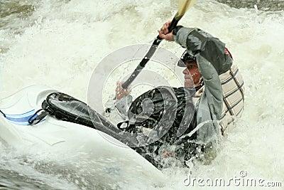 Freestyle Kayaking Editorial Image