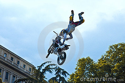 Freestyle Motocross 2009 Editorial Photography