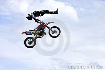 Freestyle Motocross 2009 Editorial Photo