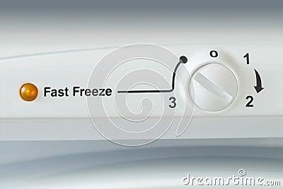 Freezer control