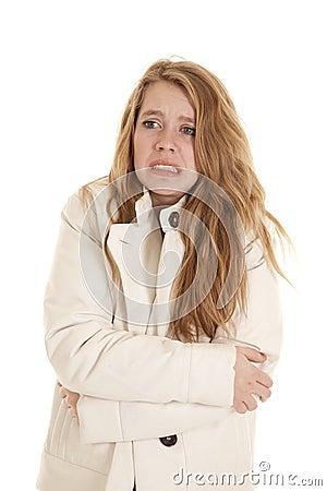 Freezing teen jacket