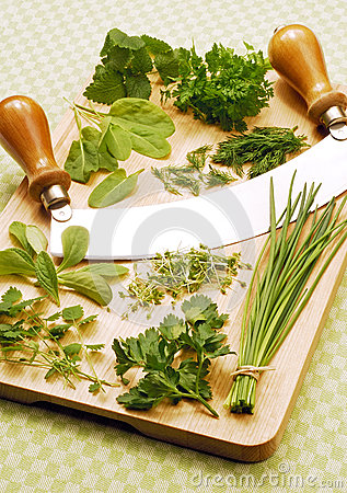 Freh herbs